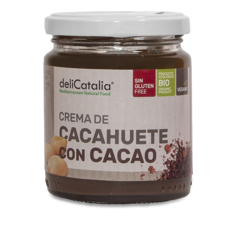 Peanut Butter With Cocoa