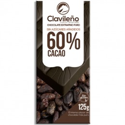 Chocolate 60% Cocoa Without...